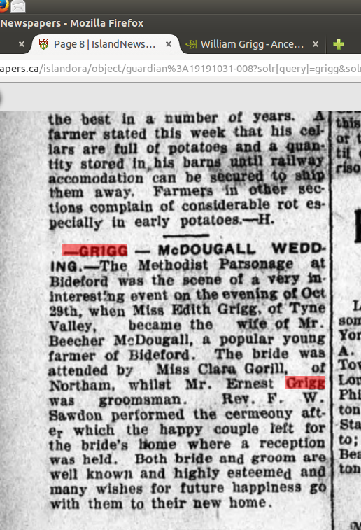 McDougall_Grigg_marriage