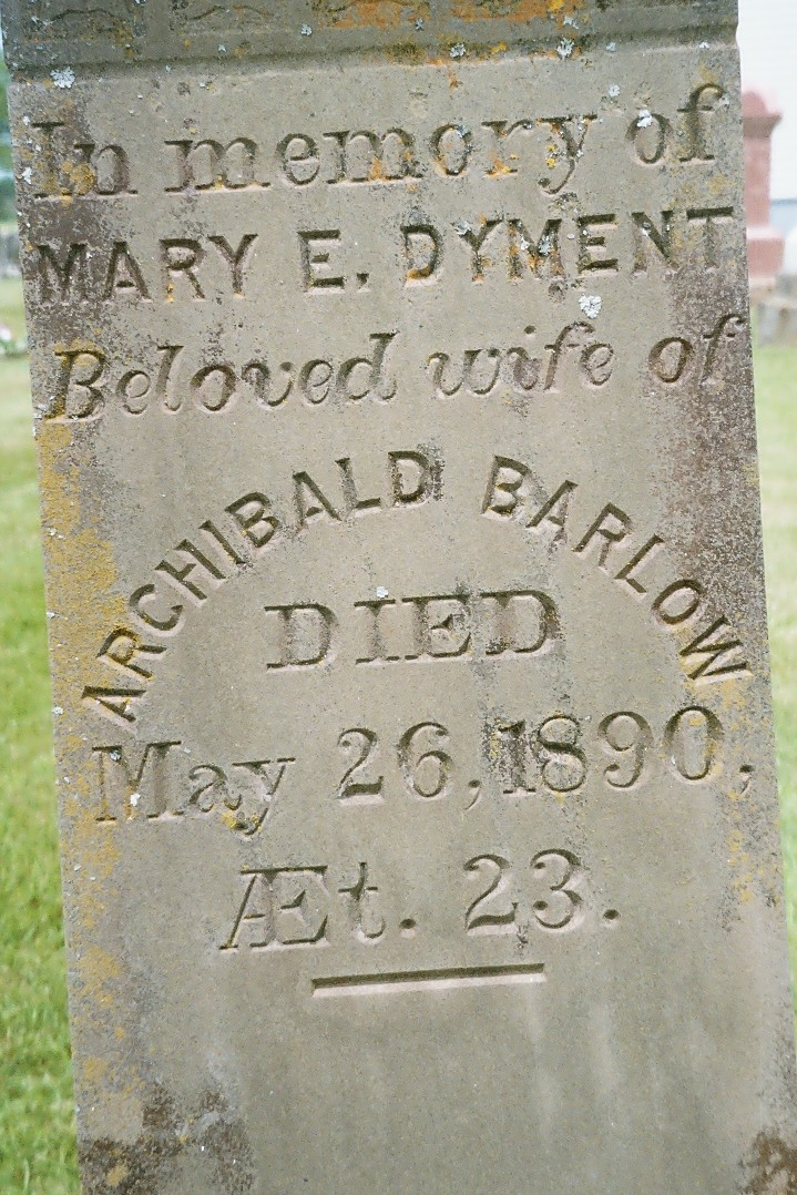 Dyment_Mary_Eleanor_gravestone