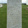 Dyment_Eleanor_Gorrill_gravestone